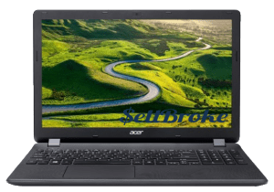 Acer Aspire Laptop Straight on