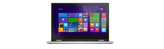 2015 Dell Inspiron 13 7000 2-in-1 Laptop Review