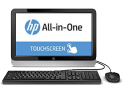 HP 19 all-in-one Touchscreen PC