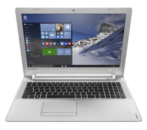 Lenovo IdeaPad 500 Laptop Front