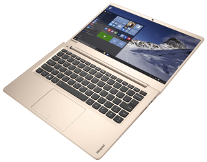 Lenovo IdeaPad 710S Laptop From Above