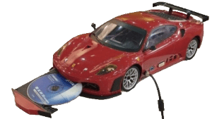 Ferrari Laptop Computer