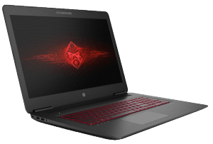HP Omen Laptop right side