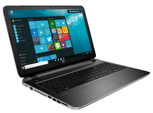 HP Pavilion Imagepad 15t Right Side