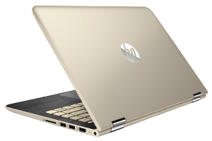 HP Pavilion X360 M3 Laptop Back