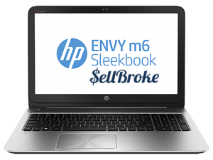 HP Sleekbook m6 Laptop