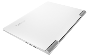 Lenovo IdeaPad 700 15.6-inch Gaming Laptop from above