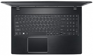 Acer Laptop Aspire e5-575-54sm View From Above