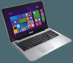 Asus Laptop X555LA Front