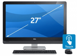 Dell XPS One 27 All-in-One PC Touchscreen