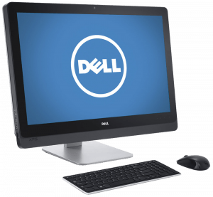 Dell XPS One 27 All-in-One PC Right Angle