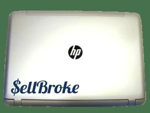 HP ENVY 17t s000 Laptop Top Case