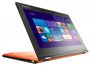 Lenovo Laptop Yoga 700 11-inch Tablet Mode