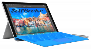 Microsoft Surface Pro 4 Tablet / Convertible Laptop