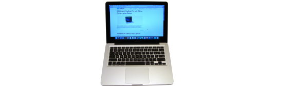 The classic MacBook Pro 13-inch A1278