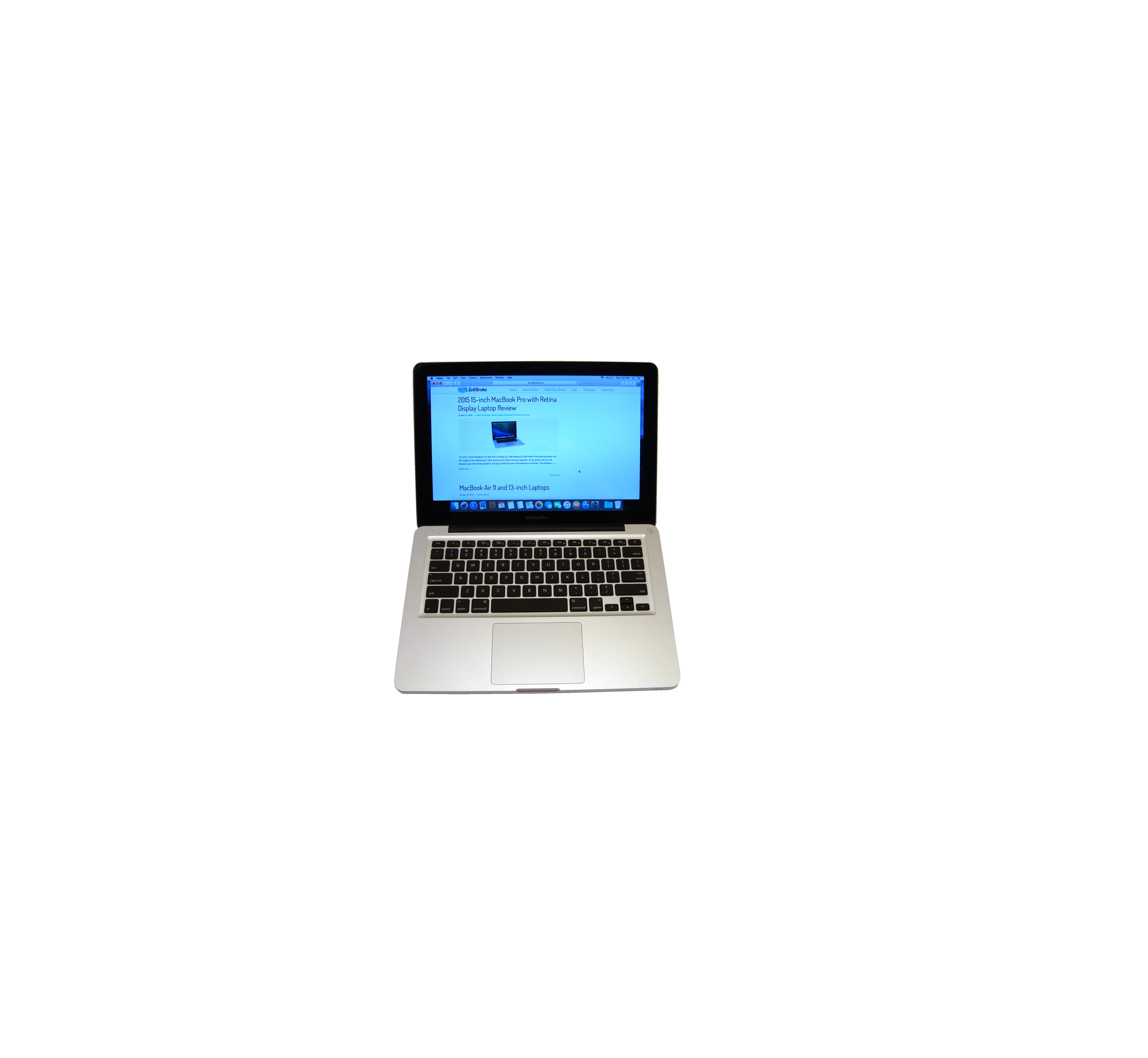 The classic MacBook Pro 13-inch A1278 | SellBroke