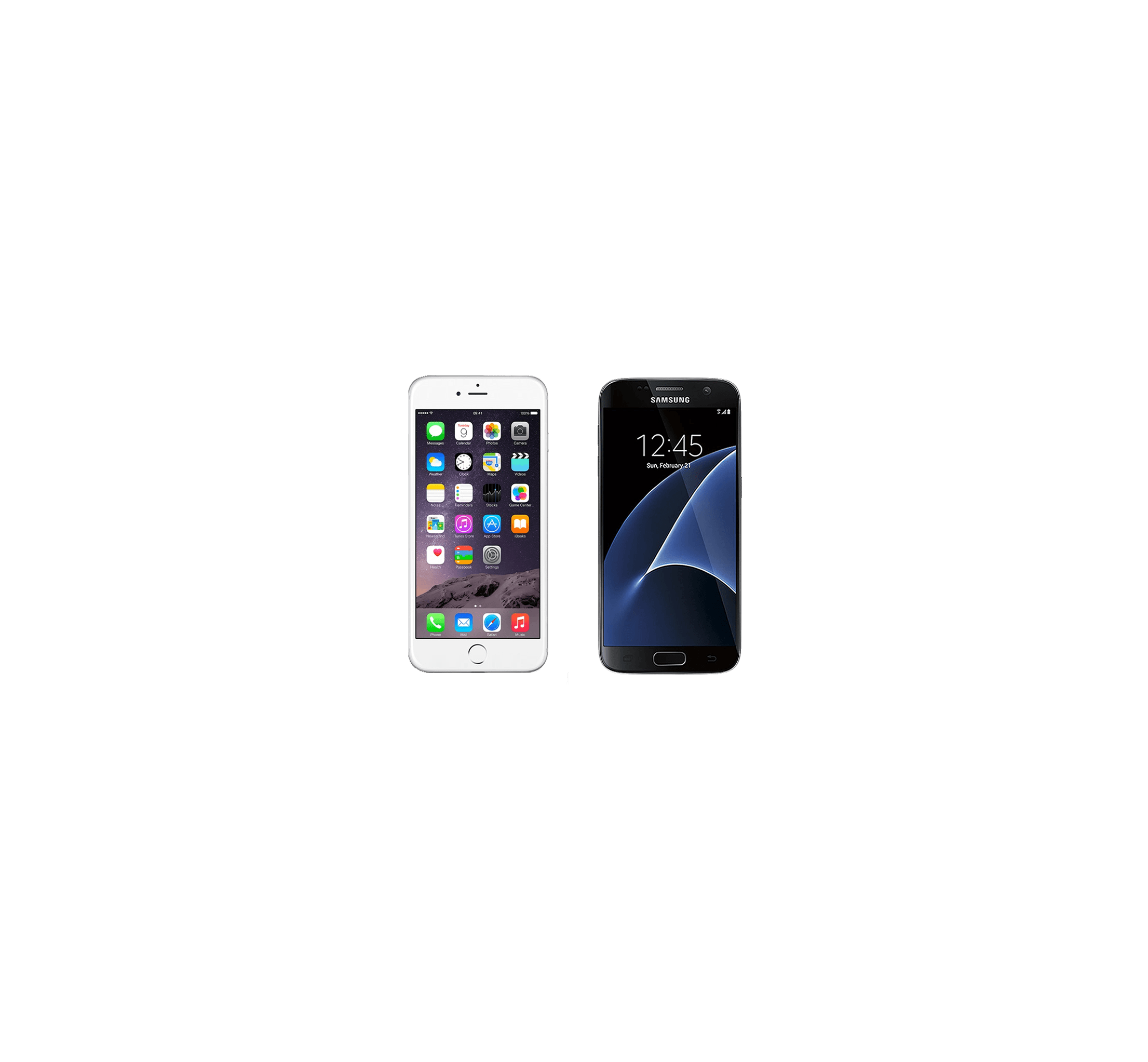 iPhone 7 vs Galaxy 7  Which smartphone is better? | SellBroke