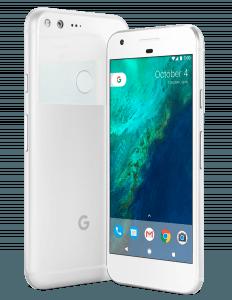 Google Pixel White Smartphone