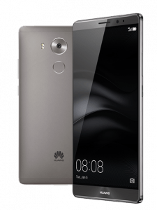 Huawei Mate 8 Phone Front and Back
