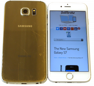 SellBroke Samsung Galaxy and Apple iPhone
