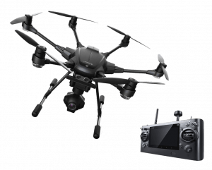 Yuneec Typhoon H Drone with Remote