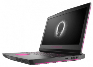 2016 Alienware 17 R4 GTX 1060 Laptop Left Side