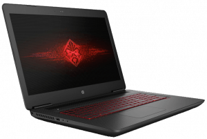 HP OMEN 17-inch Gaming Laptop Right Side