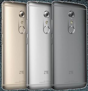 ZTE Axon 7 Phones Colors
