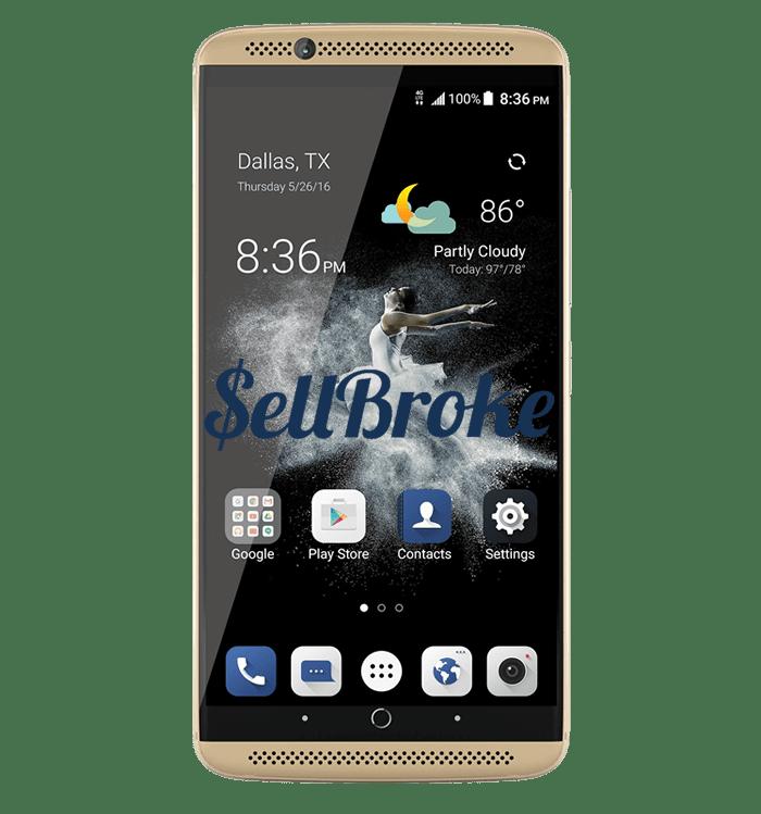 ZTE Axon 7 SmartPhone | SellBroke