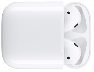AirPods for iPhone 7 with charging case
