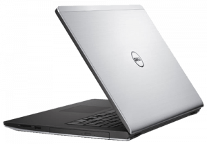 Dell Inspiron 17 5000 Laptop Back