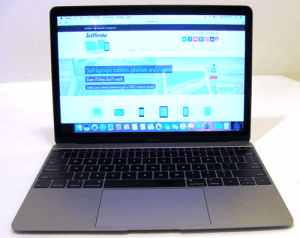 MacBook 12-inch Laptop 2016 Front