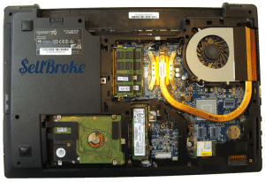System76 Gazelle Laptop Parts and Repair