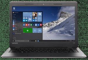 Lenovo IdeaPad 100S 14-inch Laptop Front