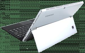 Lenovo Miix 510 Tablet Laptop 2-in-1 Back