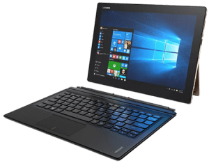 Lenovo Miix 510 Tablet Laptop 2-in-1 with Keyboard