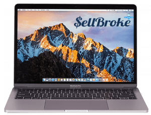 MacBook Pro 13-inch 2016 Apple Laptop Front