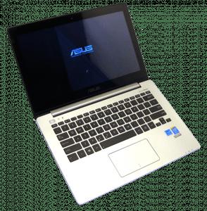 Asus VivoBook Q301L Laptop Front