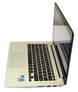 Asus VivoBook Q301L Laptop Left Side