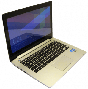 Asus VivoBook Q301L Laptop Right Angle