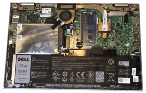 Dell Inspiron 11 3147 Laptop Motherboard and Processor