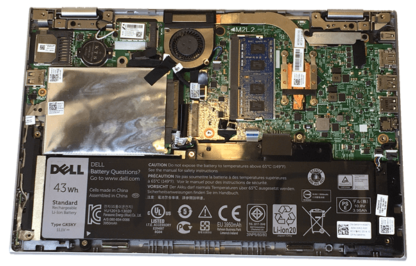 Dell Inspiron 11 3147 Series 2-in-1 Convertible Laptop   SellBroke