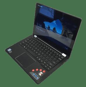 Lenovo Yoga 700 Laptop Right Angle