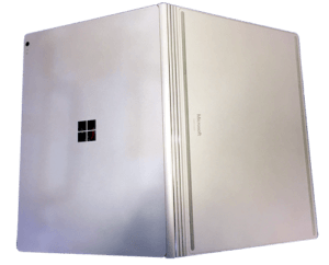 Microsoft Surface Book Top and Bottom