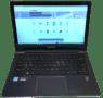Samsung 940X Laptop Front