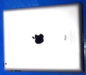 iPad 2 Apple Tablet Back Case