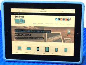 iPad 2 Apple Tablet Display