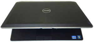 Dell Latitude E6420 Laptop From Above
