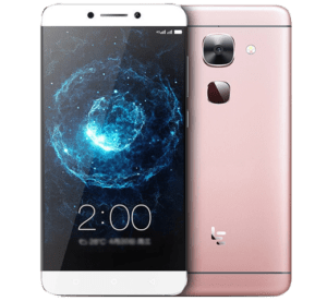 Leeco Le Max-2 phone Back and Front