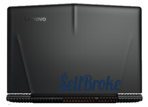 Lenovo Legion Y520 Laptop Back
